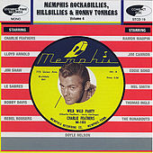 Memphis Rockabillies, Hillbillies & Honky Tonkers, Vol 4 by Various Artists