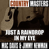 Play & Download Just A Raindrop In My Eye by Mac Davis | Napster