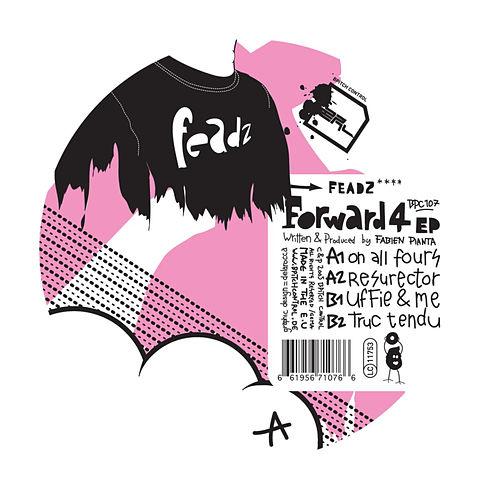 Forward 4 EP by Feadz