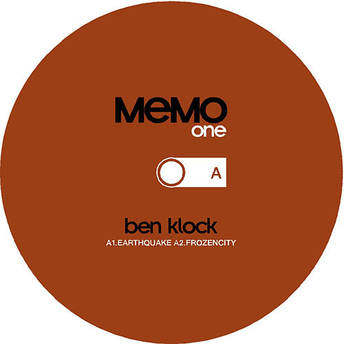 Play & Download Memo 01 by Ben Klock | Napster