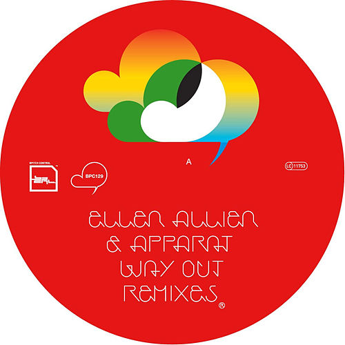 Way Out Remixes by Ellen Allien
