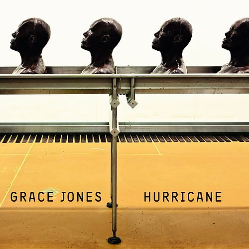 Hurricane von Grace Jones