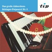 Das grosse Akkordeon Schlagerpotpourri: Nr. 2 by Günther Gürsch