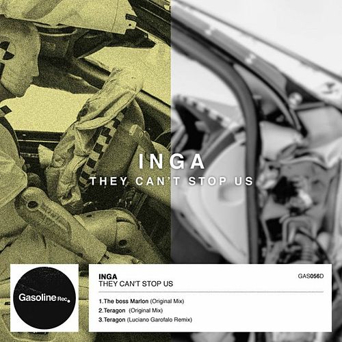 They Can't Stop Us by Inga