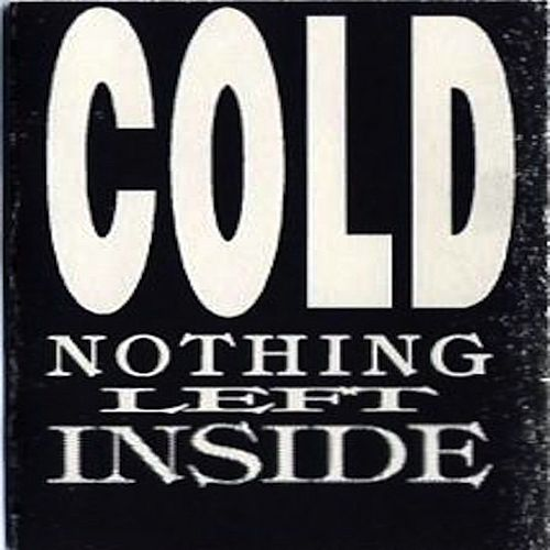 Nothing Left Inside by Cold