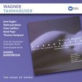 Wagner: Tannhäuser von Daniel Barenboim