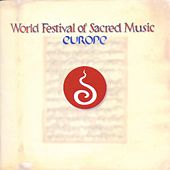 World Festival Of Sacred Music by Various Artists