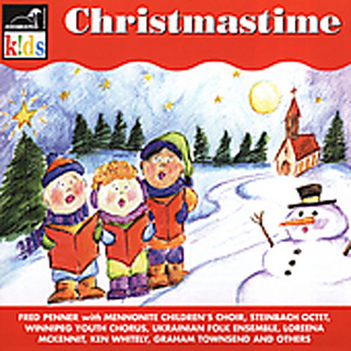 Christmastime by Fred Penner