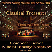 Play & Download Classical Treasures Composer Series: Nikolai Rimsky-Korsakov, Vol. 1 by Various Artists | Napster