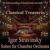 Stravinsky: Suites for Chamber Orchestra by Various Artists