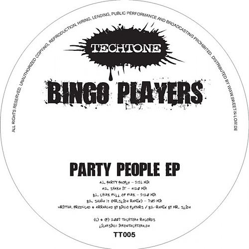 Party People by Bingo Players