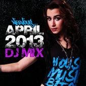 Nervous April 2013 DJ Mix by Various Artists