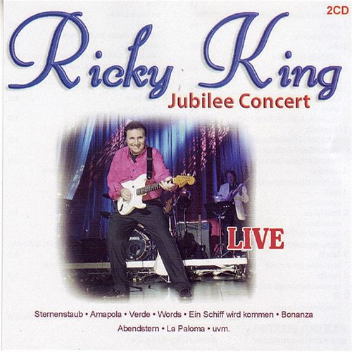 Play & Download Jubilee Concert Live by Ricky King | Napster