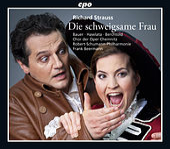 Strauss: Die schweigsame Frau by Franz Hawlata