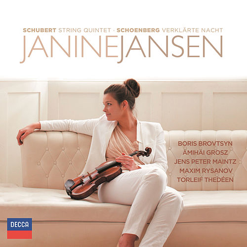 Play & Download Schubert: String Quintet -  Schoenberg: Verklärte Nacht by Janine Jansen | Napster