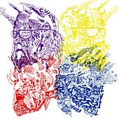 Play & Download Purple Yellow Red and Blue by Portugal. The Man | Napster