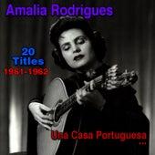 Una Casa Portuguesa von Amalia Rodrigues
