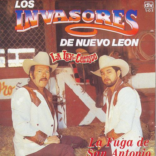 Play & Download La Ley Del Corrido by Los Invasores De Nuevo Leon | Napster