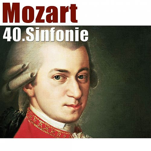 Mozart: Sinfonie No. 40 by Alfred Scholtz London Philarmonic Orchestra