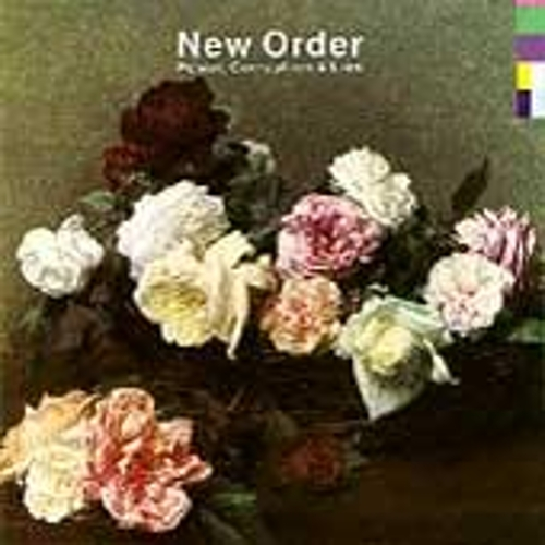Power, Corruption & Lies by New Order