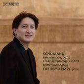 Schumann: Fantasiestücke - Études symphoniques - Blumenstück by Freddy Kempf