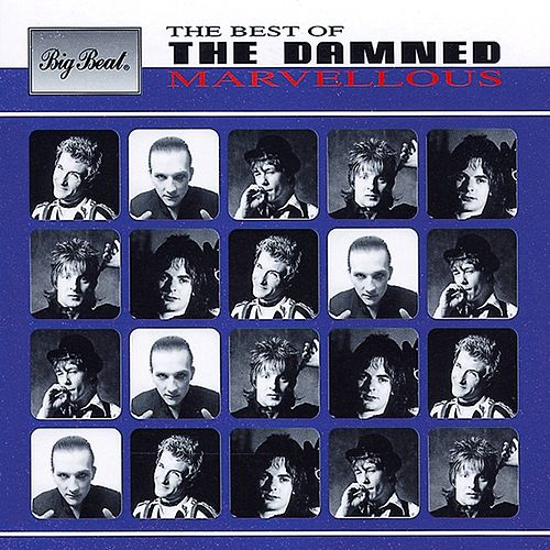 Marvellous: The Best Of by The Damned