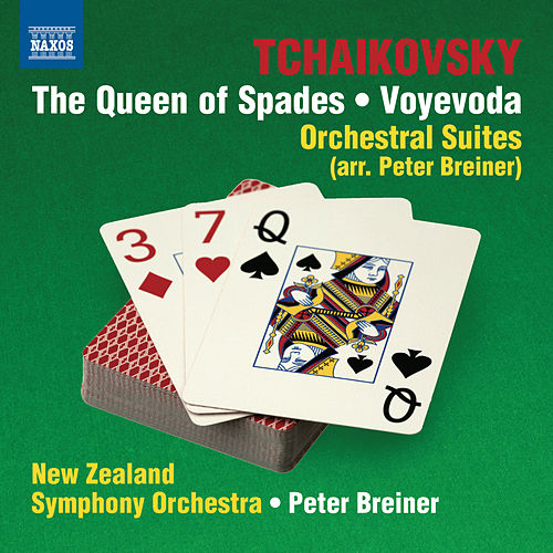Tchaikovsky: The Queen of Spades - Voyevoda Suites by New Zealand Symphony Orchestra