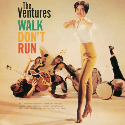 Walk Don't Run by The Ventures