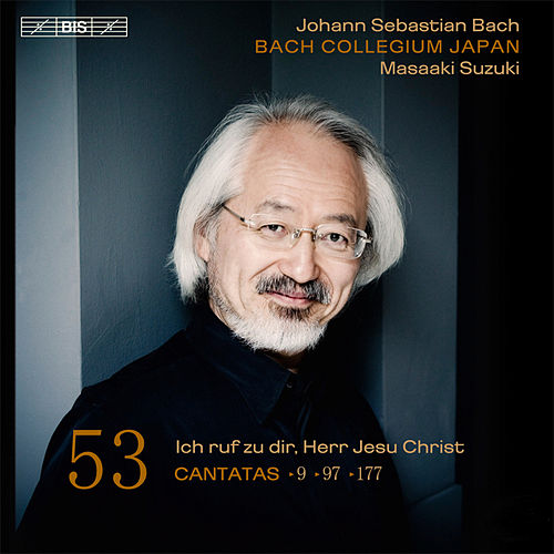 Play & Download Bach: Cantatas, Vol. 53 by Masaaki Suzuki | Napster