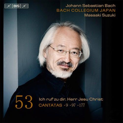Bach: Cantatas, Vol. 53 von Masaaki Suzuki
