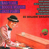 Rag Time, Boogie Woogie Jazz Piano von Various Artists