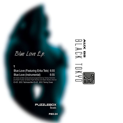 Blue Love von AUX 88