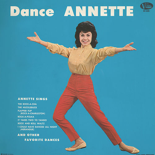 Danceannette by Annette Funicello
