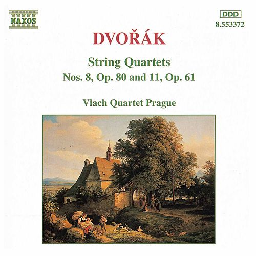 Play & Download String Quartets Nos. 8 and 11 by Antonin Dvorak | Napster