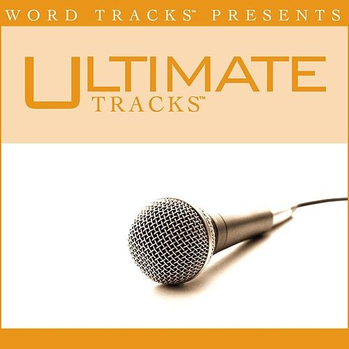 Ultimate Tracks - People Need The Lord - as made popular by Steve Green [Performance Track] by Ultimate Tracks