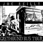 Greyhound Bus Tour by Joe Reilly