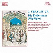 Play & Download Die Fledermaus (Highlights) by Johann Strauss, Jr. | Napster