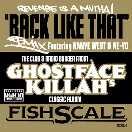 Play & Download Back Like That by Ghostface Killah | Napster