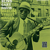 Play & Download Harlem Street Singer by Reverend Gary Davis | Napster