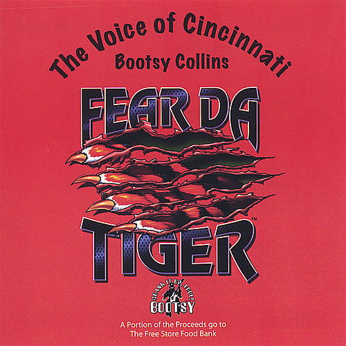 Play & Download Fear Da Tiger by Bootsy Collins | Napster