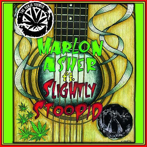 Play & Download Ganja Farmer (feat. Slightly Stoopid) by Marlon Asher | Napster