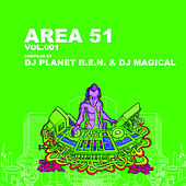 Area 51 Vol.1 by Various Artists