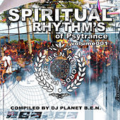 Spiritual Rhythms Of Psytrance Vol.1 by Various Artists