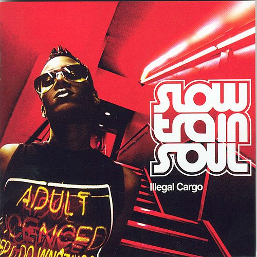 Naturally/In The Black Of Night by Slow Train Soul