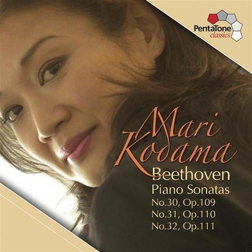 Beethoven: Piano Soantas, Nos. 30, 31 & 32 by Mari Kodama