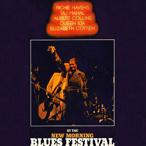 At the New Morning Blues Festival (Live in Geneva '79) by Various Artists