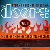 Play & Download Strange Nights Of Stone by The Doors | Napster