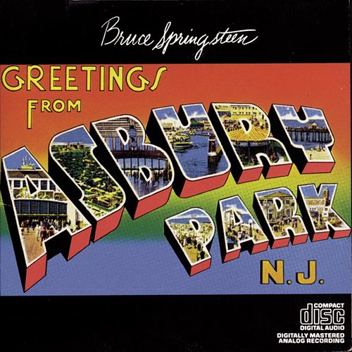 Play & Download Greetings From Asbury Park, NJ by Bruce Springsteen | Napster