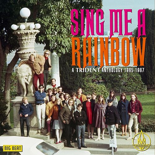 Sing Me A Rainbow: A Trident Anthology 1965-1967 by Various Artists