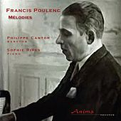 Play & Download Poulenc: Mélodies by Philippe Cantor | Napster